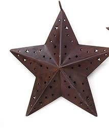 """Rustic Star 6"""""""