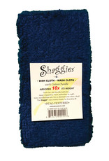 """Janey Lynn's Design, Inc. Shaggies, Out of the Blue Set of 2 10""""x10"""""""