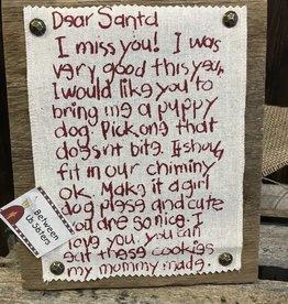 Factory Direct Dear Santa