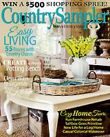 Annie's Wholesale - Country Sampler Country Sample Magazine, May 2017