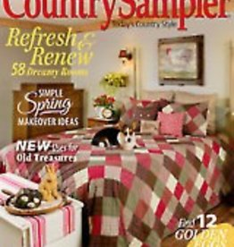 Annie's Wholesale - Country Sampler Country Sampler Magazine, March 2017