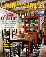 Annie's Wholesale - Country Sampler Country Sampler Magazine, January 2017