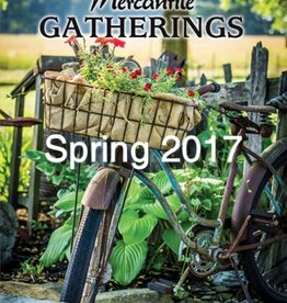 Country Rustic Magazine, formerly Mercantile Gatherings Mercantile Gathering, Spring 2017