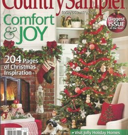 Annie's Wholesale - Country Sampler Country Sampler November 2014