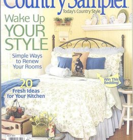 Annie's Wholesale - Country Sampler Country Sampler March 2014