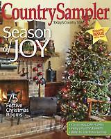 Annie's Wholesale - Country Sampler Country Sampler November 2015