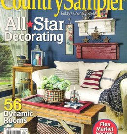 Annie's Wholesale - Country Sampler Country Sampler July 2015