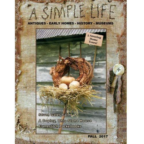 A Simple Life Magazine A Simple Life, Fall 2017