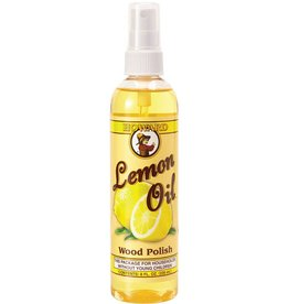 Howard Products Lemon Oil, 1/2 pint