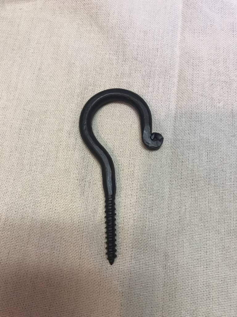 Ceiling Hook, Small