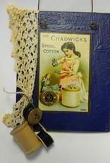 Homemade Chadwicks Ornament