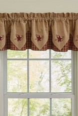 Park Designs Point Valance, Sturbridge Star