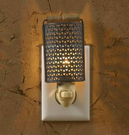 Park Designs Night Light, Grater