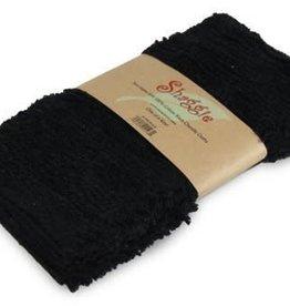"Janey Lynn's Design, Inc. Shaggie, Baa Baa Black Set of 2 10""x10"""