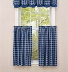 Park Designs B Davies Lined Layered Valance
