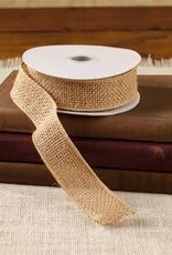 "The Country House Collection Wired Burlap Ribbon 1.5"" x 10 yards"