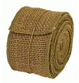 "The Country House Collection Burlap Ribbon, Sage 2"" x 10"