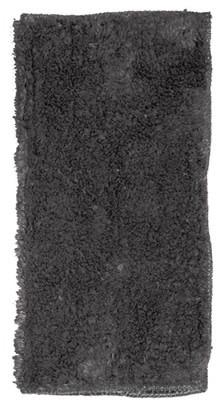 "Janey Lynn's Design, Inc. Cracked Pepper Shaggie, Set of 2   10""x10"""