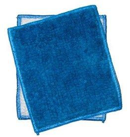 "Janey Lynn's Design, Inc. Shrubbie, Blue Jewel Set of 2  5""x6"""