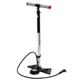 Axiom Axiom Annihilateair G200 Floor Pump Silver