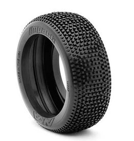 Aka Racing 14007VX 1/8 Buggy Impact Super Soft Tires Only