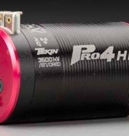 Team Tekin TT2519 Pro4 H/D Brushless 2S 3500kV Motor
