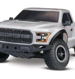 2017 2WD Ford Raptor RTR w/ XL-5; Silver