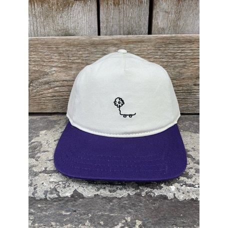 FLOWER SK8 HAT