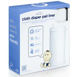 Ubbi Ubbi Diaper Pail Cloth Liner