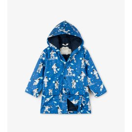 Hatley Athletic Astronauts Rain Coat