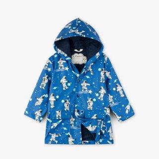 Athletic Astronauts Rain Coat