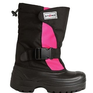 Pink Trek Winter Boots