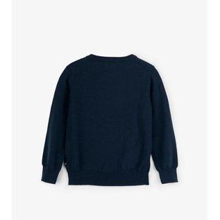 Hatley Rocking Rex V-Neck Sweater