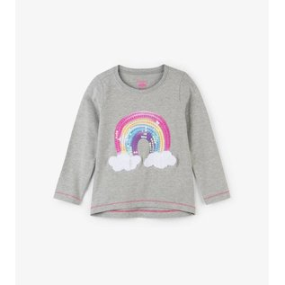 Hatley Retro Rainbow Long Sleeved Tee