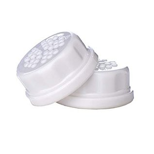 Life Factory Lifefactory Solid White Caps, 2pk