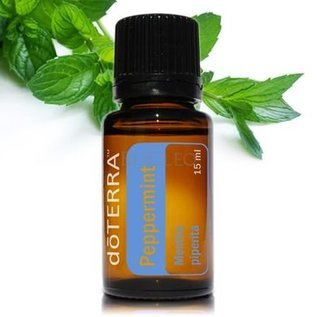 doTerra Peppermint NHP Essential Oil 15ml