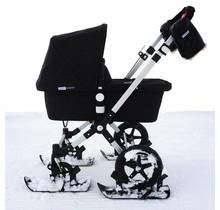 Stroller Skis 4 Pack
