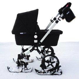 Make My Belly Fit Stroller Skis 4 Pack
