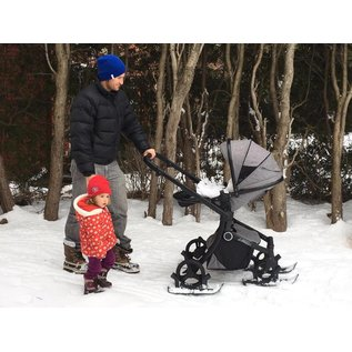 Premier Ski Stroller Skis 3 Pack