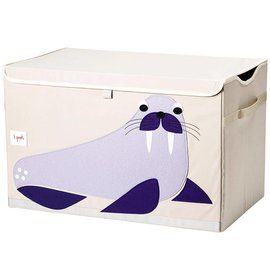 3 Sprouts Toy Chest, Walrus
