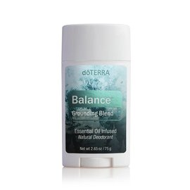 Natural Deodorant with doTERRA Balance