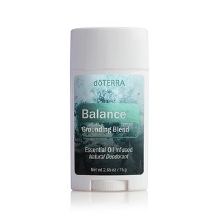 Natural Deodorant with doTERRA Balance