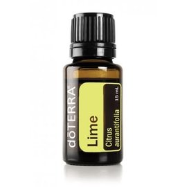 doTerra Lime Essential Oil 15ml