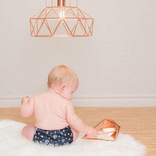 La Petite Ourse One-Size Snap Pocket Diaper, Little Fox
