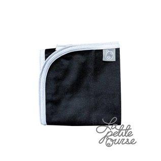 La Petite Ourse Changing Mat, Black