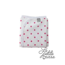La Petite Ourse Changing Mat, Pink Dots