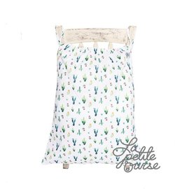 La Petite Ourse Large Wet Bag, Cactus