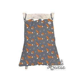 La Petite Ourse Large Wet Bag, Little Fox
