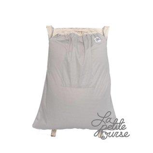 La Petite Ourse Large Wet Bag, Grey