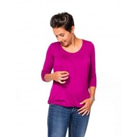 Momzelle Nursing Top, JULIETTE, Orchid